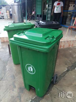 Unique Strong 240litre Pedal Waste Bin Imported Made   Home Accessories for sale in Lagos State, Yaba