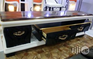 High Quality Executive Tv Selve With Double Side Drawers | Furniture for sale in Lagos State, Ikoyi