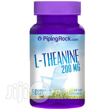 L-Theanine for Mood, Anxiety, Sleep, Focus and Concentration