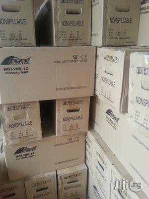 Fullriver 12V200AH Inverter Batteries   Electrical Equipment for sale in Lagos State, Ikeja