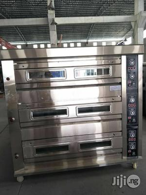 3deck Oven 6tray | Industrial Ovens for sale in Lagos State, Ojo