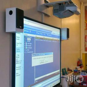 86 Inch Interactive Whiteboard + Speakers+Projectors   Stationery for sale in Abuja (FCT) State, Wuse 2