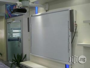 86 Inch Interactive Whiteboard With Audio Speakers   Stationery for sale in Abuja (FCT) State, Wuse 2