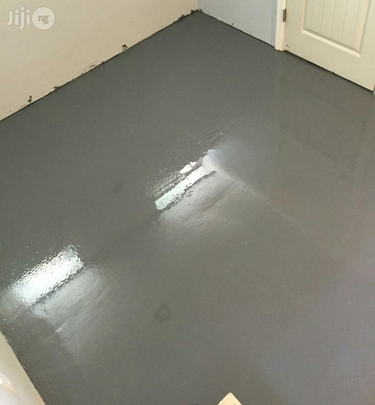Epoxy Floor Concepts   Building Materials for sale in Port-Harcourt, Rivers State, Nigeria
