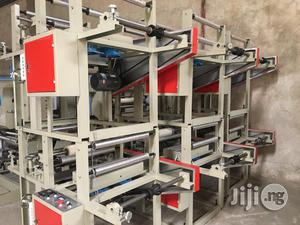 One Colour Printing Machine With Tension Control | Printing Equipment for sale in Lagos State, Ojo