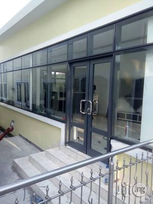 Nigalex Fixed Glass Wall   Building & Trades Services for sale in Rivers State, Port-Harcourt