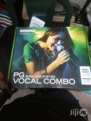 Shure BLX288/PG58 Dual Handheld Wireless Microphone System   Audio & Music Equipment for sale in Lagos State