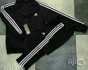 Adidas Unisex Track Suit   Clothing for sale in Lagos State, Surulere