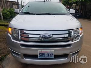 Ford Edge 2010 SE 4dr FWD (3.5L 6cyl 6A) Silver   Cars for sale in Lagos State, Ikeja