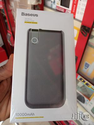 Wireless Power Bank 10000mah Baseus | Accessories for Mobile Phones & Tablets for sale in Lagos State, Ikeja