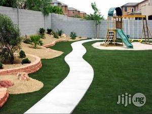 Artificial Grass Decoration For School Playground | Garden for sale in Lagos State, Ikeja
