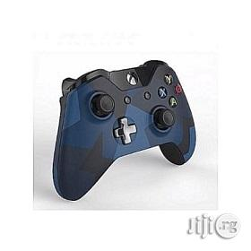 Microsoft Xbox One Wireless Controller Pad - Midnight Forces   Accessories & Supplies for Electronics for sale in Lagos State, Ikeja