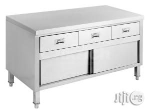 Stainless Steel Cabinet   Furniture for sale in Lagos State, Ojo