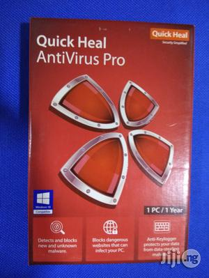 Quickheal Antivirus 1 User | Software for sale in Abuja (FCT) State, Wuse