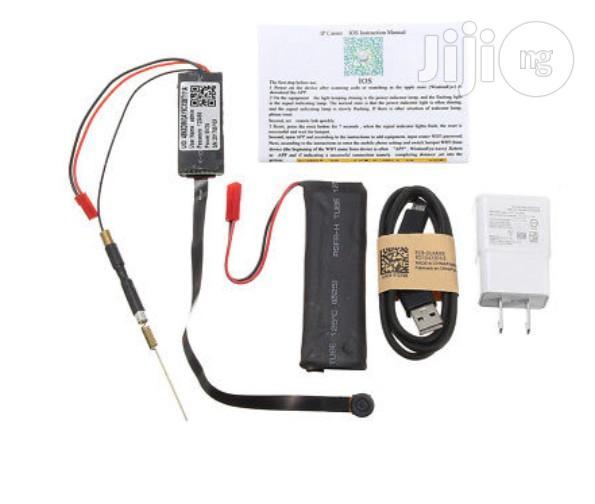 1080p Mini Wireless Wifi IP HD Spy Camera Night Vision Hidden 2mp