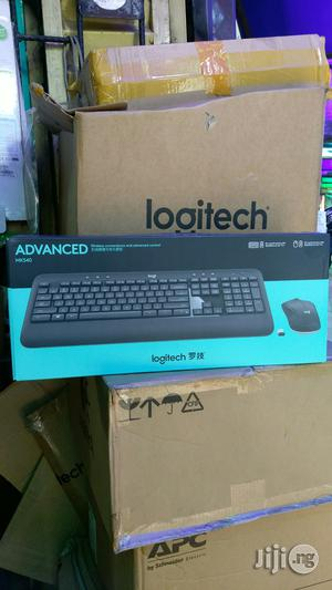 Logitech Advanced Keyboard and Mouse MK540   Computer Accessories  for sale in Lagos State, Ikeja