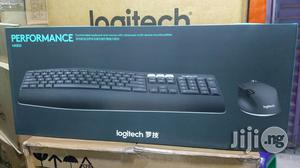 Logitech Performance Keyboard And Mouse Mk850   Computer Accessories  for sale in Lagos State, Ikeja