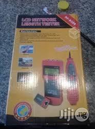 LCD Network Length Tester NF-8208 | Measuring & Layout Tools for sale in Lagos State, Ikeja