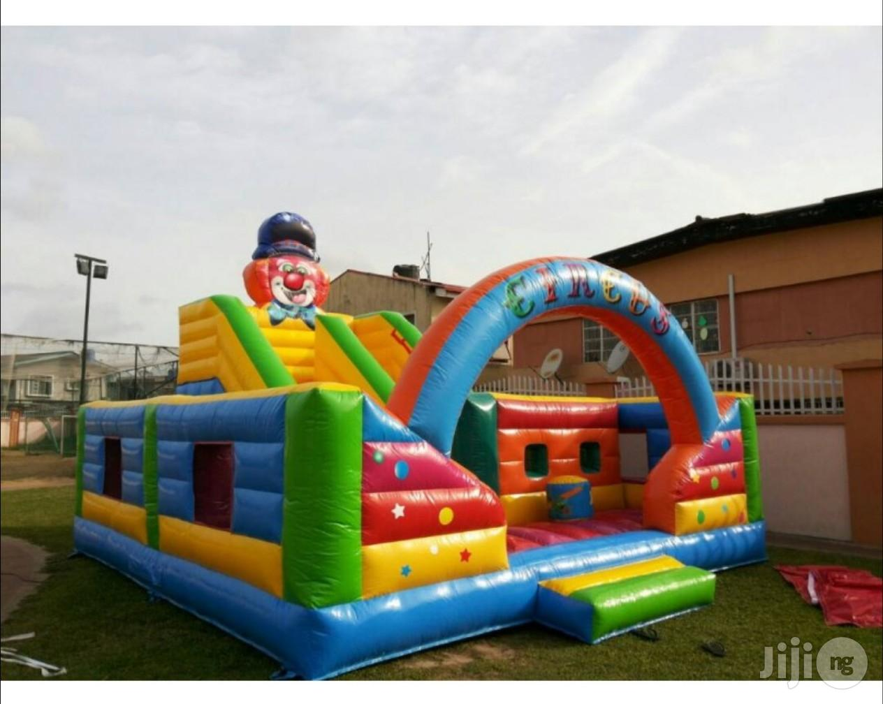 New Bouncing Castle