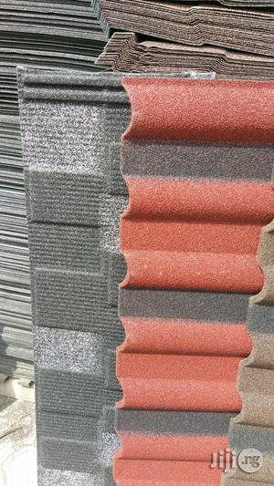 Wichtech Gerard Stone Coated Roofing Sheet   Building Materials for sale in Lagos State, Ajah