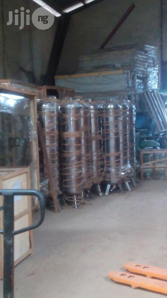 3ton Stainless Water Treatment Plant