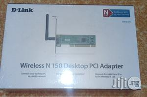 Wireless N 150 DESKTOP PCI Adapter   Computer Accessories  for sale in Lagos State, Ikeja