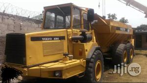 Tokunbo Volvo A30C Dumper Truck 1995 Yelllow   Heavy Equipment for sale in Lagos State, Apapa