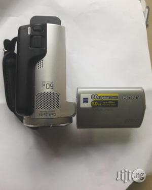 SONY Dcr-sr37 60 GB   Photo & Video Cameras for sale in Lagos State, Ikeja