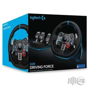 Logitech - G29 Racing Wheel Playstation 4 Playstation 3   Accessories & Supplies for Electronics for sale in Lagos State, Ikeja