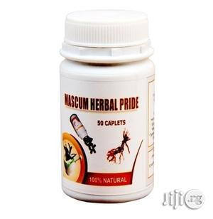 Treat Weak Erection And Quick Ejaculation With Mascum Herbal Pride   Sexual Wellness for sale in Lagos State, Apapa