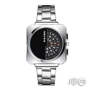 Men'S Spin Dial Wrist Watch | Watches for sale in Lagos State, Kosofe