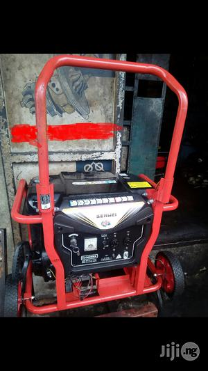 Neatly Used Elepaq Eco 8990es With Follow-come Biggest Copper Coil Gen | Electrical Equipment for sale in Rivers State, Port-Harcourt