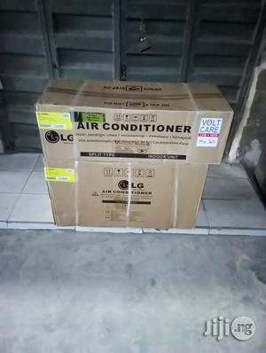Lg Split Unit Air Conditioner 1-5hp | Home Appliances for sale in Lagos State, Ojo