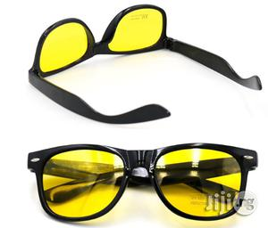 Unisex HD Night Vision Glasses | Clothing Accessories for sale in Lagos State, Ikeja