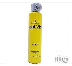 Got2b Glued Blasting Freeze Spray Screaming Hold | Hair Beauty for sale in Lagos State, Shomolu