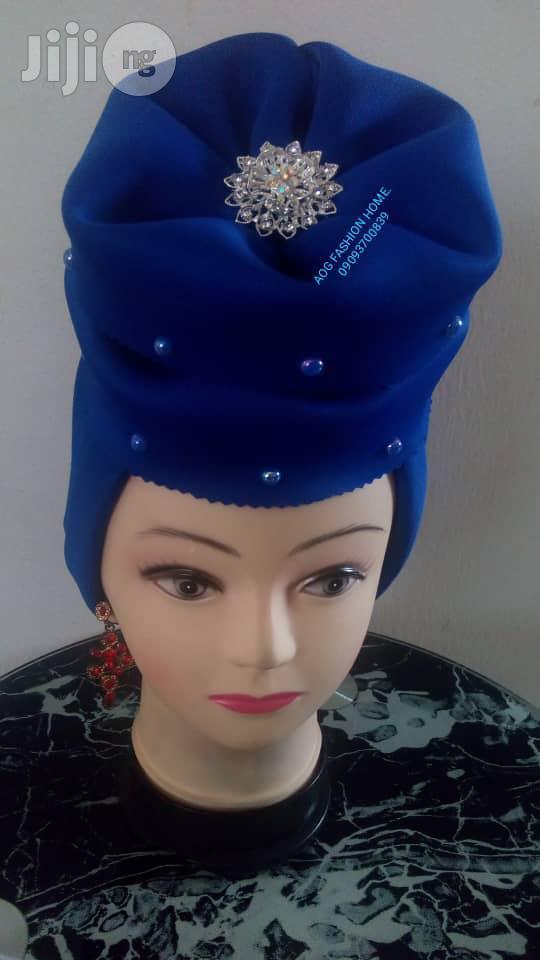 Turban Cap   Clothing Accessories for sale in Ikeja, Lagos State, Nigeria
