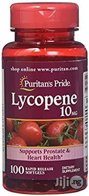 Lycopene for Prostate Support, Cancer Prevention and Candida Infection | Vitamins & Supplements for sale in Lagos State, Victoria Island