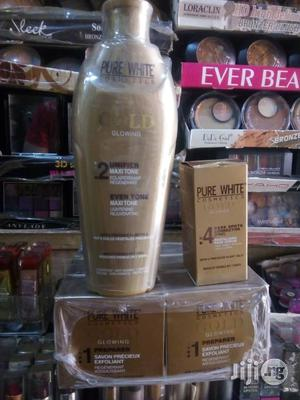 Pure White Gold Glowing Unifier Maxitone  Dark Spots Corrector Serum   Skin Care for sale in Lagos State