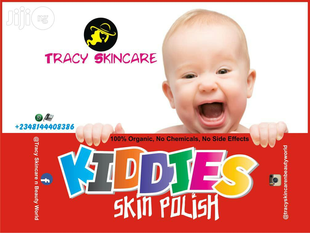 Archive: Kiddies Skin Polish And Glowing Cream