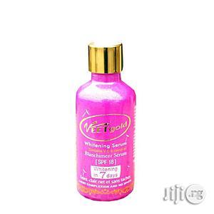 VEET GOLD Whitening Serum SPF 18 Whitening In 7 Days - 50ml   Skin Care for sale in Lagos State, Ojo