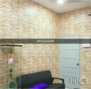3d Brick Wallpapers. Abuja Wallpapers | Home Accessories for sale in Abuja (FCT) State, Garki 1