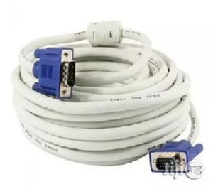 VGA Cable - 15M | Accessories & Supplies for Electronics for sale in Lagos State, Ikeja