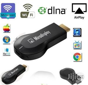Irascreen Wireless Wifi Display Dongle 1080P HDMI TV Stick Screen | Networking Products for sale in Lagos State, Ikeja