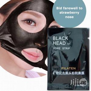 Black Peel Off Mask To Remove Blackhead | Skin Care for sale in Lagos State, Agboyi/Ketu