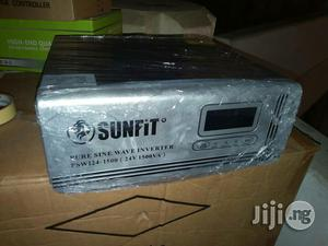 Sunfit Pure Sine Wave Inverter 1.5kva 24v | Solar Energy for sale in Lagos State, Ikeja