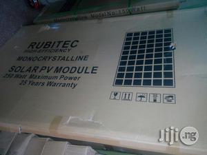 250W 24V Rubitec Mono Crystalline Solar Panel   Solar Energy for sale in Lagos State, Ikeja
