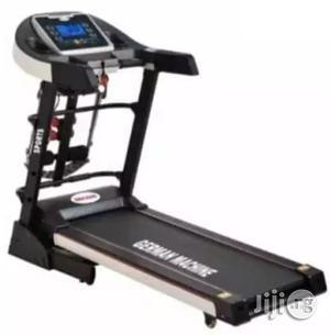 2hp German Machine Treadmill | Sports Equipment for sale in Lagos State, Lekki