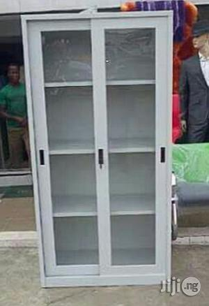 Metal 2-Door Filing Cabinet | Furniture for sale in Lagos State, Gbagada