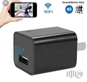 Wifi Charger Spy Camera, 1080P HD Hidden Cameras USB | Security & Surveillance for sale in Lagos State, Ikeja