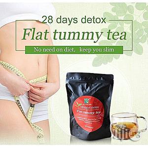 Flat Tummy Tea - 28 Day Detox | Vitamins & Supplements for sale in Abuja (FCT) State, Maitama